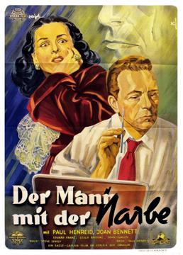 Mann Mit Der Narbe Der Der Film Noir